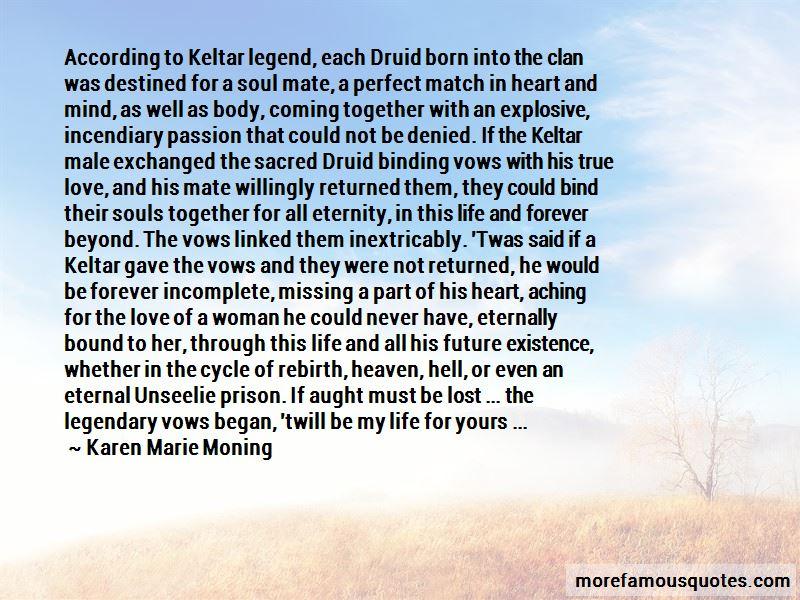His True Love Quotes