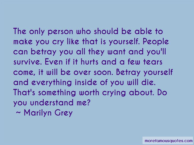 If I Cry Over You Quotes Pictures 2