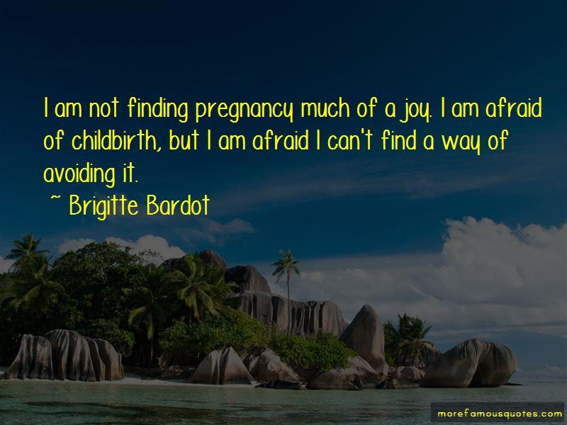 Joy Of Pregnancy Quotes
