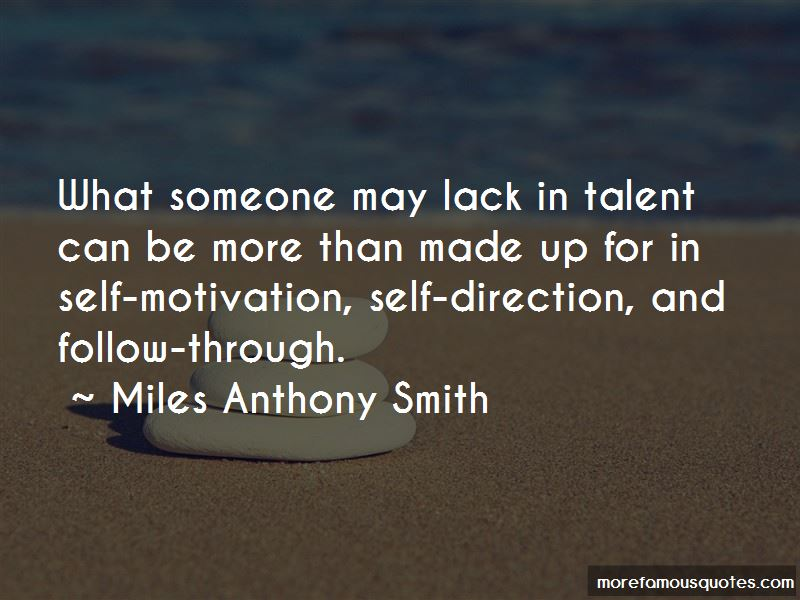Lack Of Self Motivation Quotes