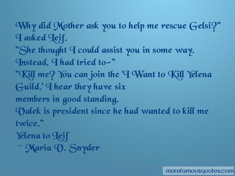 Leif Gw Quotes