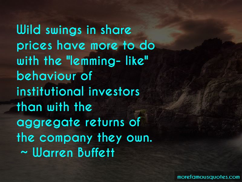 Lemming Quotes