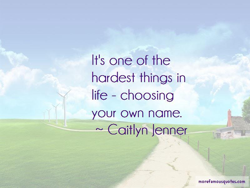 Life Choosing Quotes