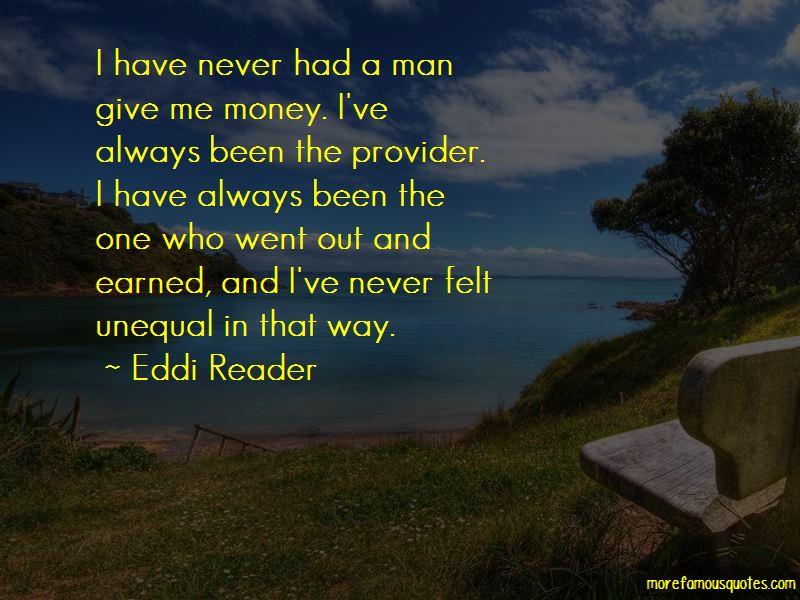 Man Provider Quotes
