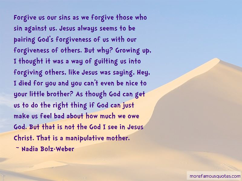 Manipulative Mother Quotes: top 3 quotes about Manipulative