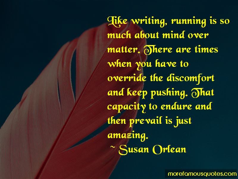 Mind Over Matter Running Quotes Pictures 3