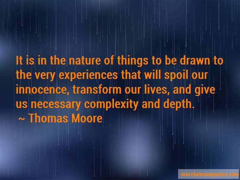 Nature Of Things Quotes