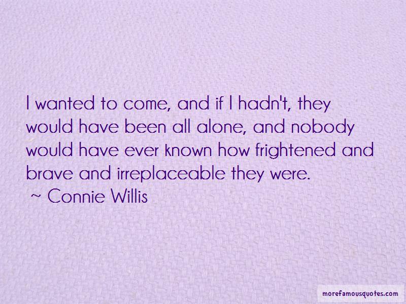 Nobody Irreplaceable Quotes