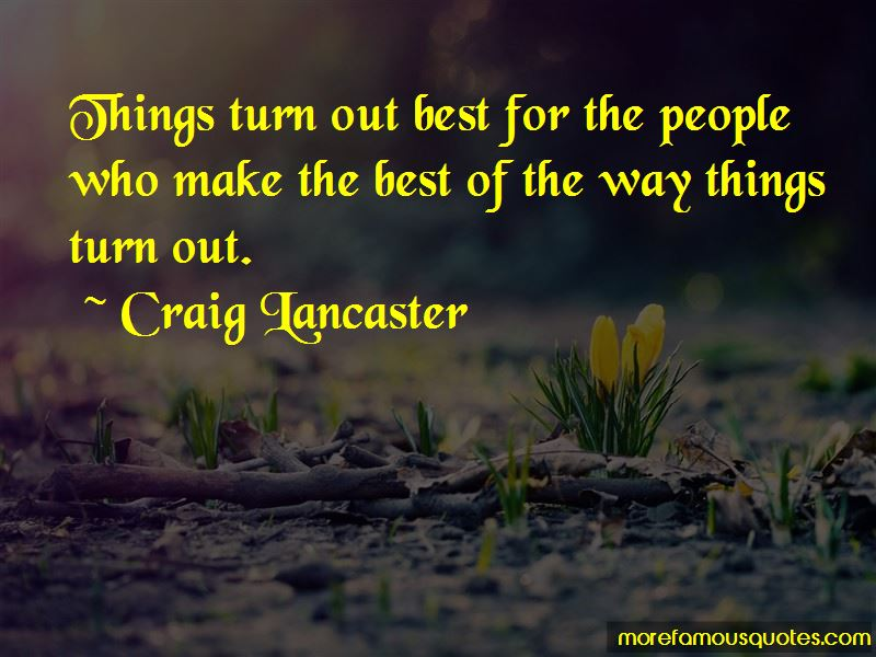 Out Best Quotes