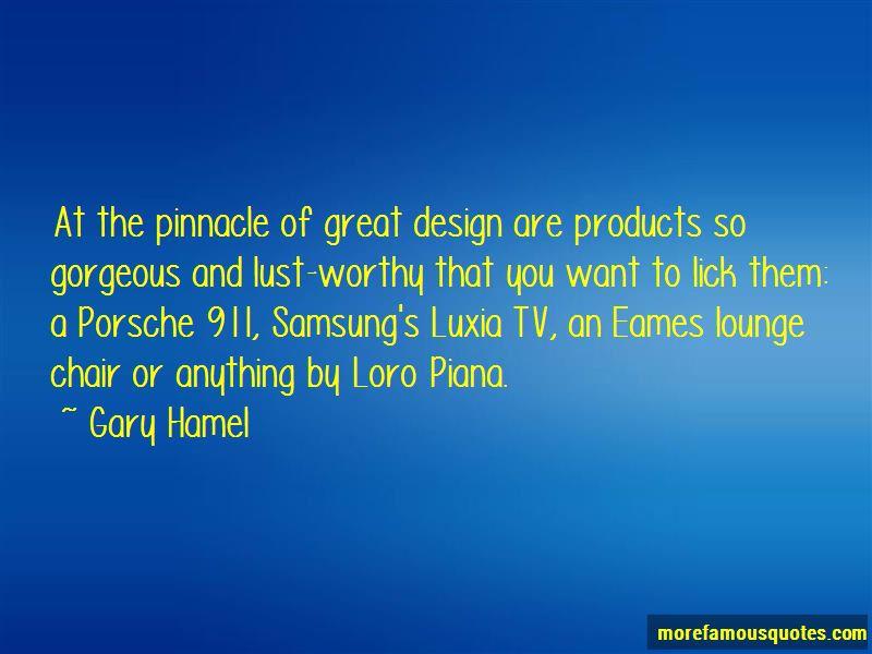Porsche Design Quotes