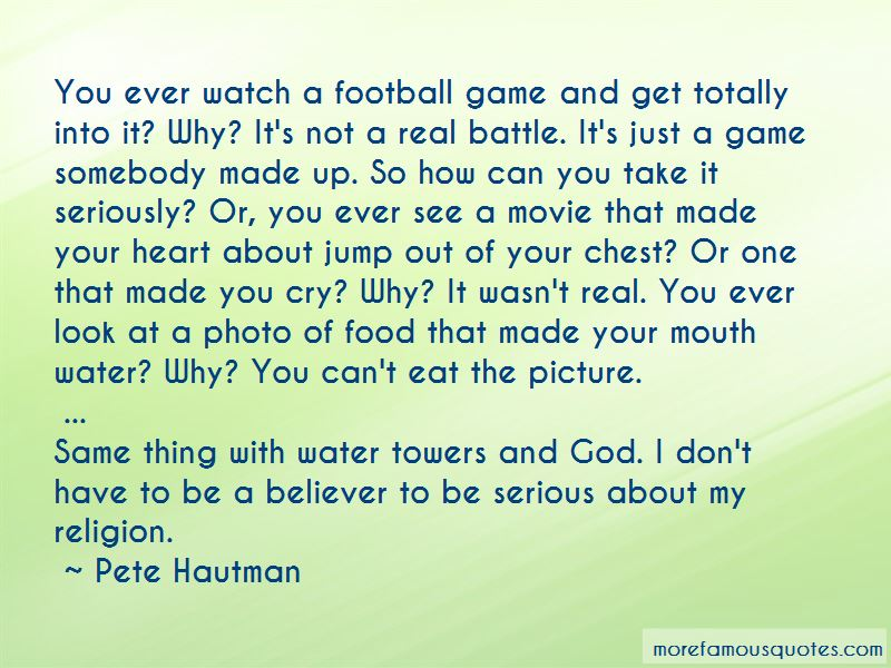 A Football Game Quotes Pictures 2