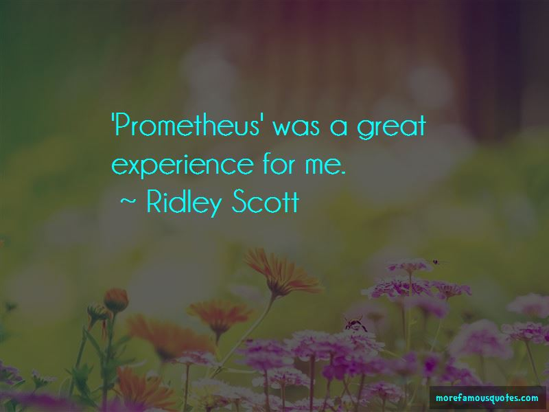 A Great Experience Quotes Pictures 3