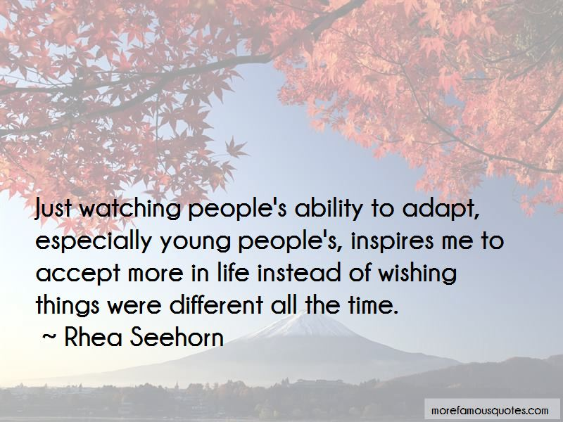 Ability To Adapt Quotes Pictures 2