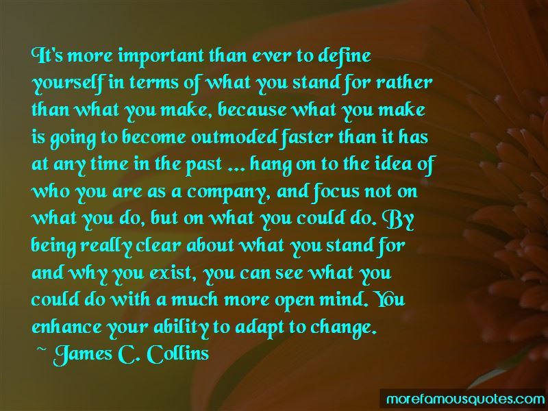 Quotes About Ability To Adapt