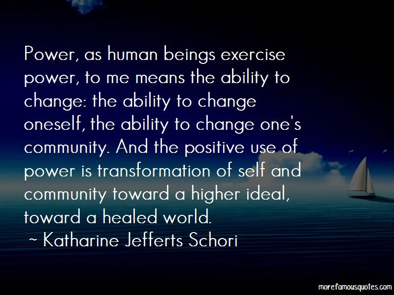 Quotes About Ability To Change