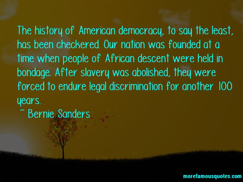 African American Discrimination Quotes Pictures 4