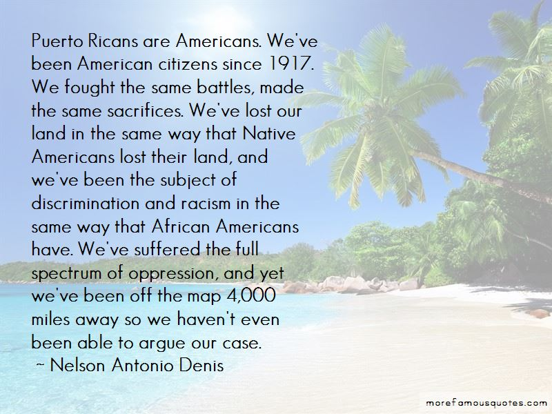 Quotes About African American Discrimination