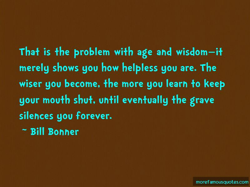 Age And Wisdom Quotes Pictures 2