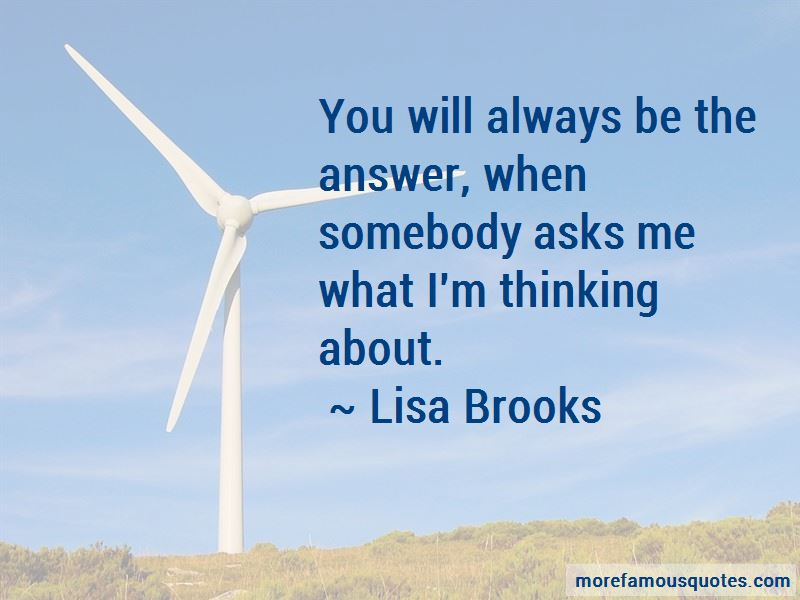 Quotes About Always Thinking Of You