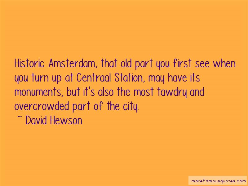 Amsterdam City Quotes Pictures 2