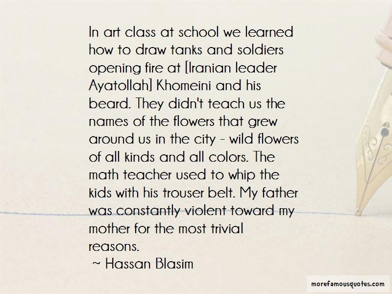 Quotes About Ayatollah Khomeini