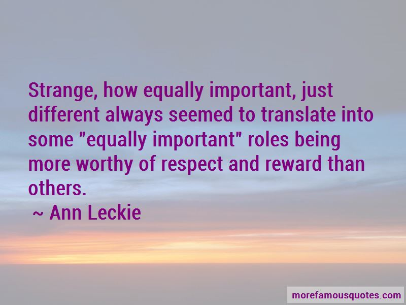 Quotes About Being Important To Others