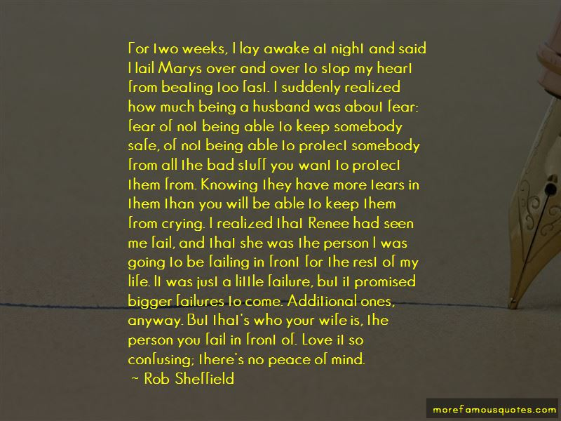 Being Too Safe Quotes Pictures 4