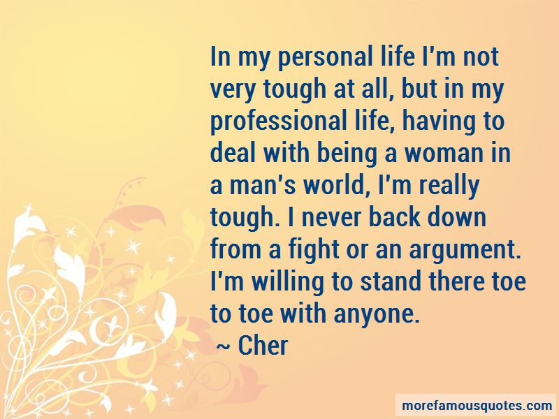 Quotes About Being Tough Woman
