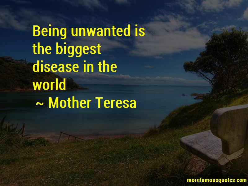 Quotes About Being Unwanted