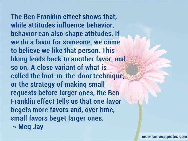 Quotes About Ben Franklin