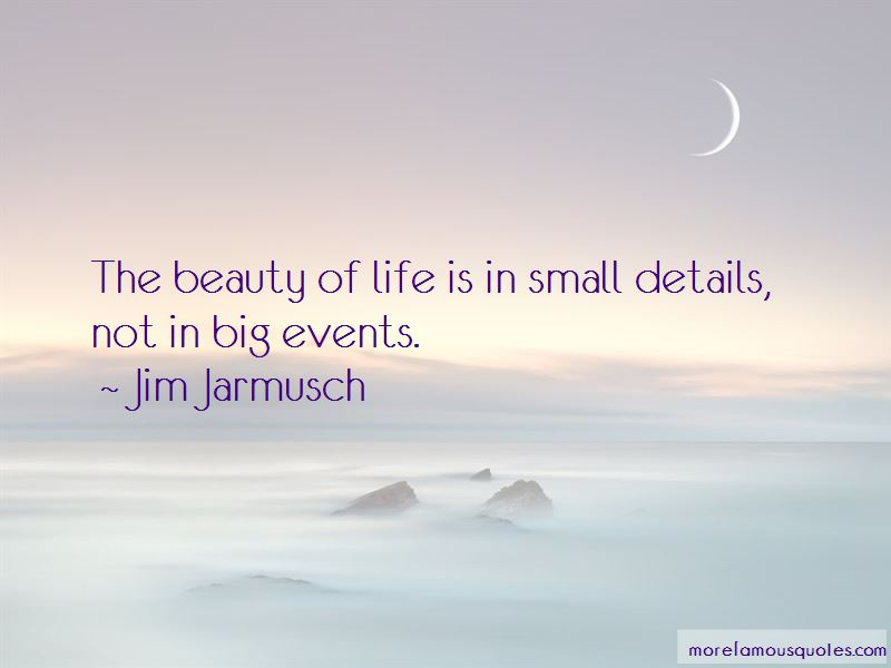 Big Events In Life Quotes Pictures 3