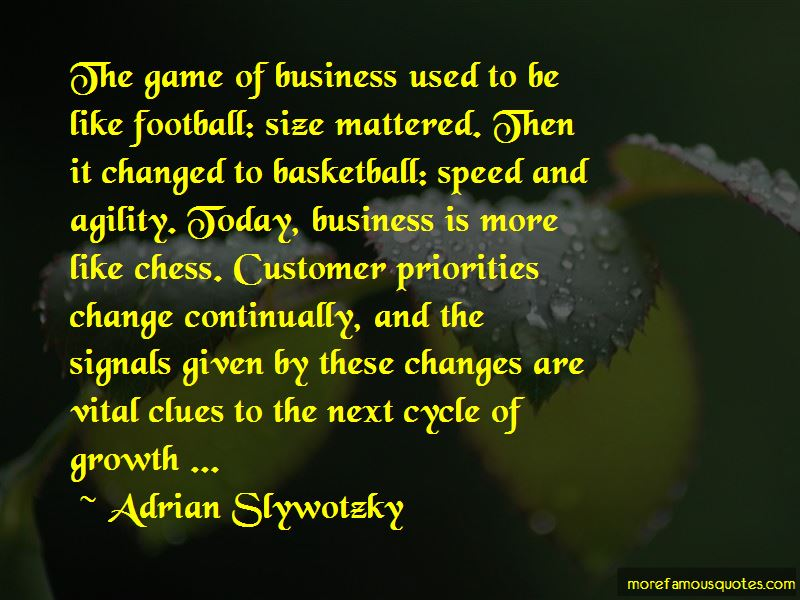 Quotes About Business Growth And Change