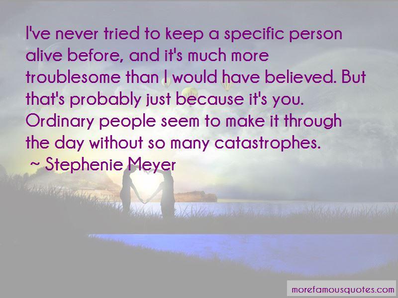 Catastrophes Quotes Pictures 3