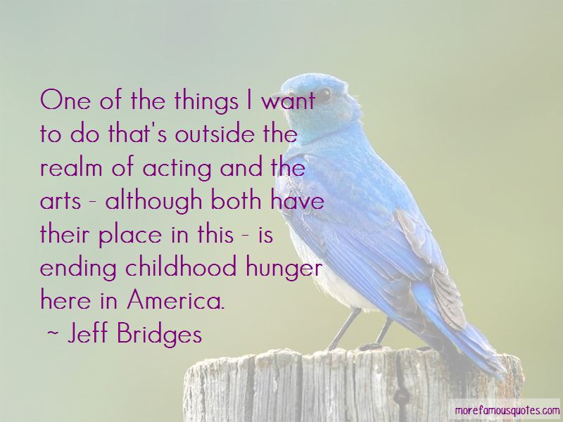 Childhood Hunger Quotes Pictures 2