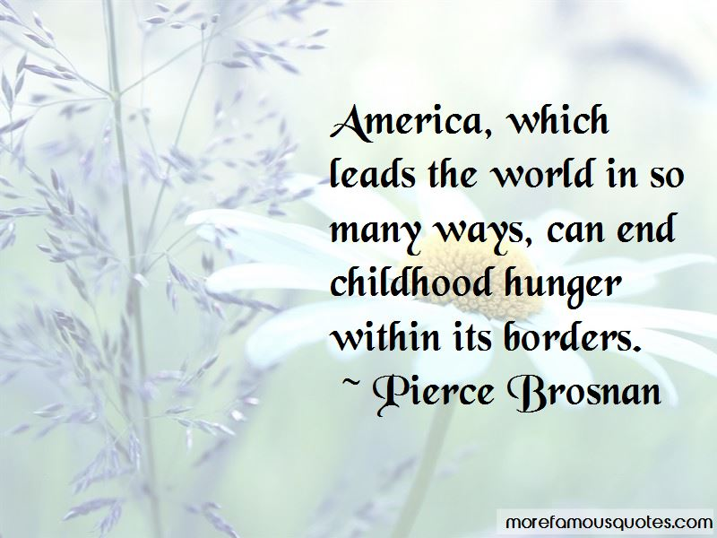 Childhood Hunger Quotes Pictures 4