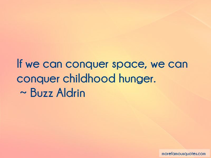 Quotes About Childhood Hunger