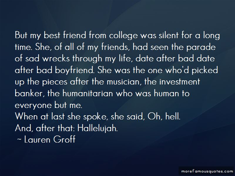 Quotes About College And Best Friends Top 9 College And Best