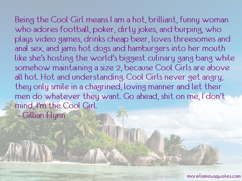 Quotes About Cool Girl Top 60 Cool Girl Quotes From Famous Authors