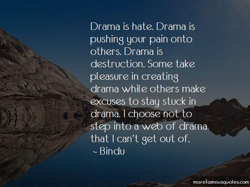 Creating Drama Quotes Pictures 2