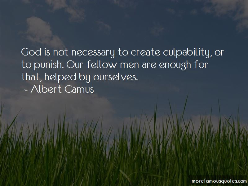 Culpability Quotes Pictures 3
