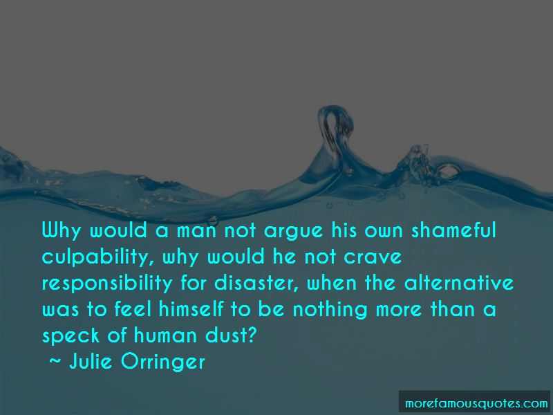 Quotes About Culpability