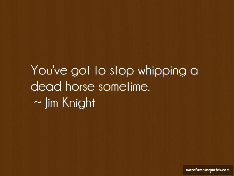 Dead Horse Quotes Pictures 2