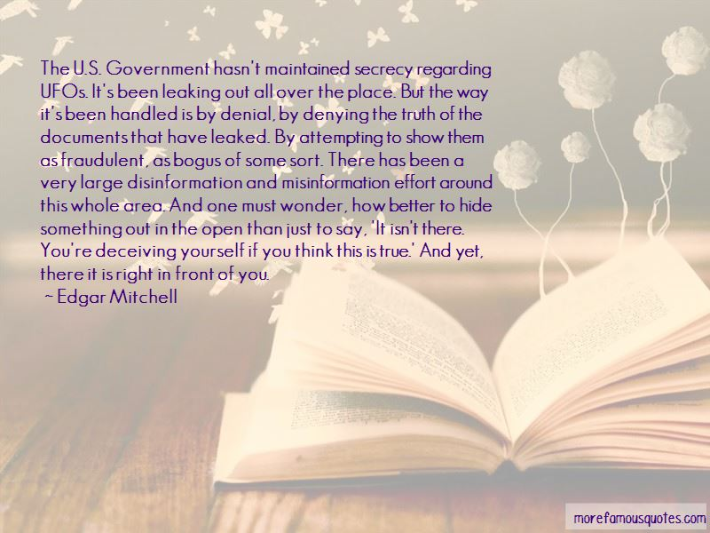 Quotes About Deceiving Yourself