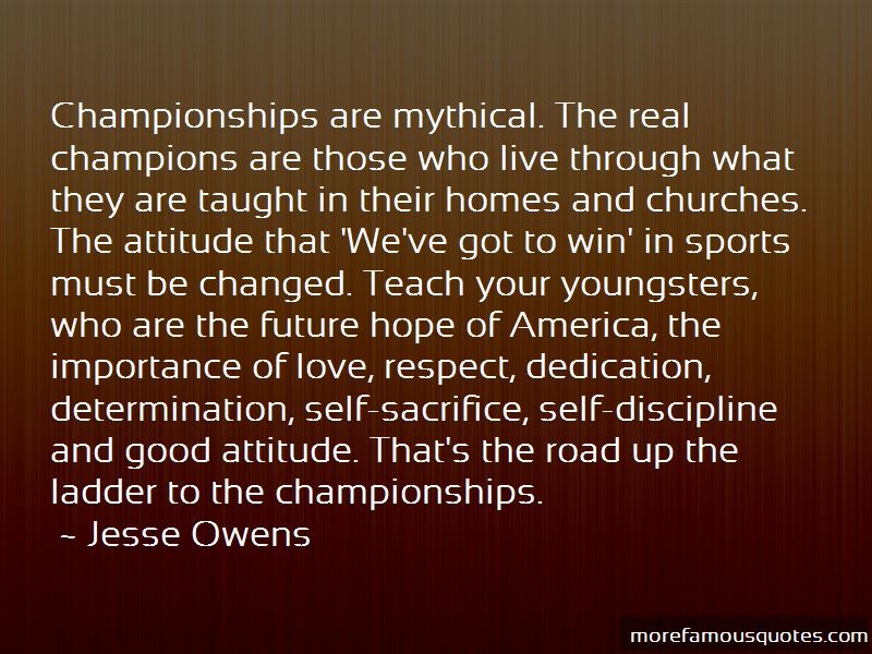 Quotes About Dedication And Determination Sports
