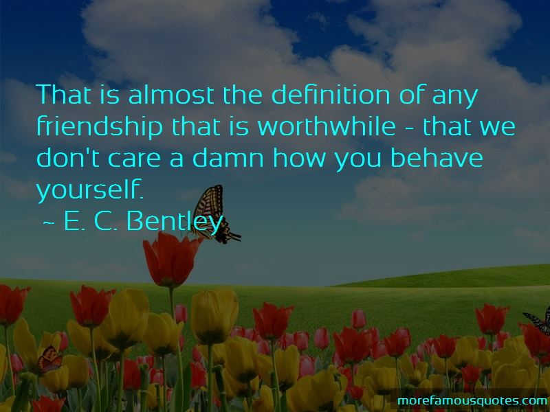 Definition Of Friendship Quotes Pictures 2