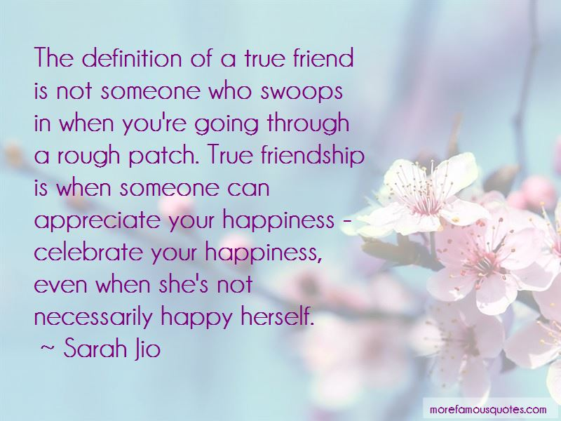 Definition Of Friendship Quotes Pictures 3