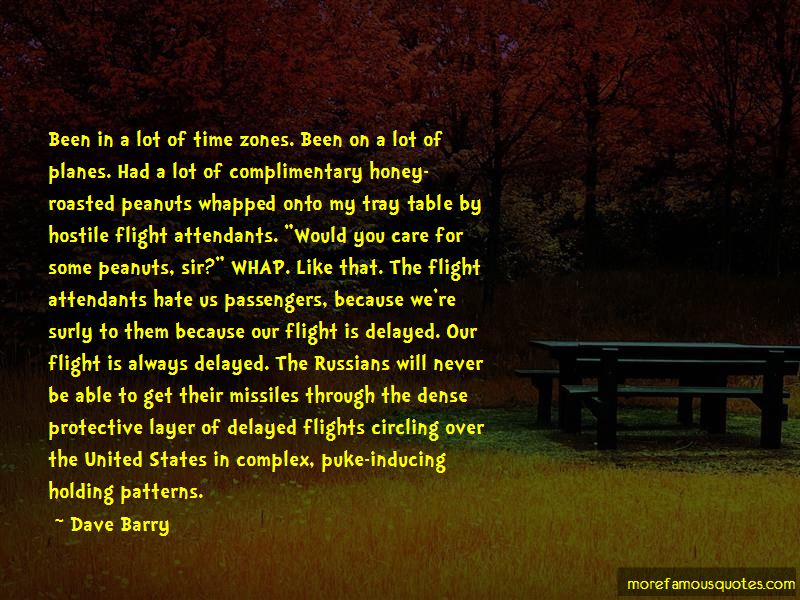 Quotes About Delayed Flights