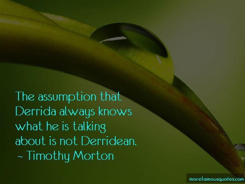 Derrida Quotes Pictures 3