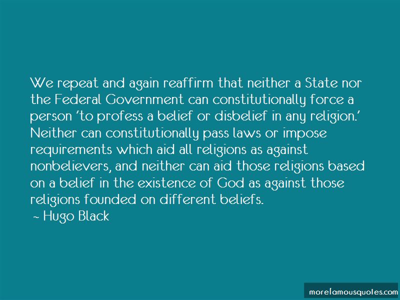 Quotes About Different Beliefs