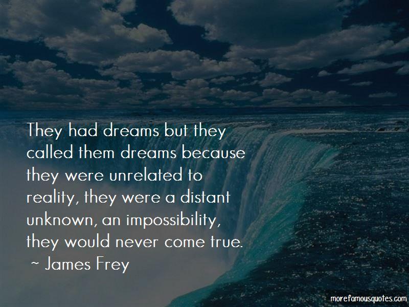 Distant Dreams Quotes Pictures 3